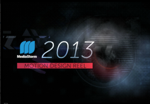 Motion Design by MediaStorm